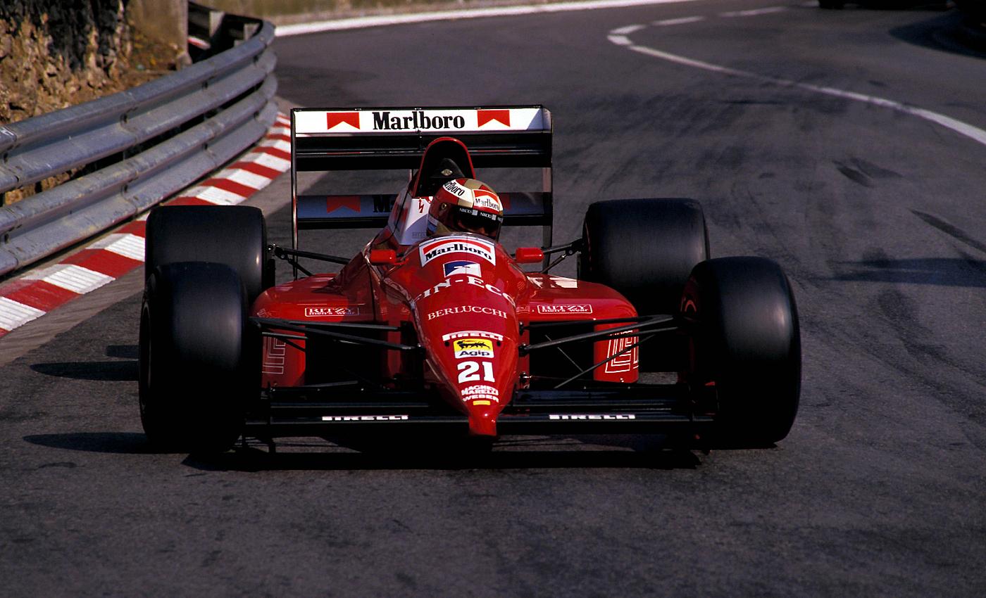 Dallara, equipe histórica de Formula 1 de 1989 - by by bandeiraverde.com.br