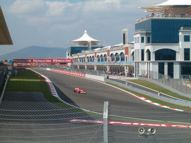 Fórmula 1 :: 7ª Prueba GP De Turquía (2010)