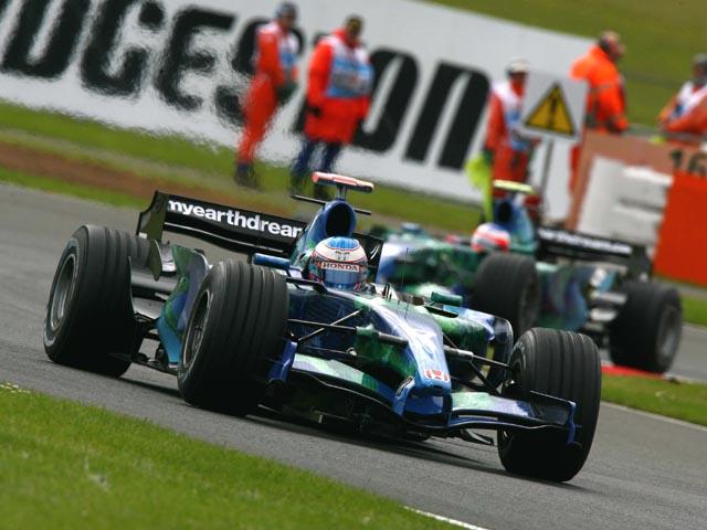 Jenson Button, Piloto de Formula 1, em 2007 - bandeiraverde.com.br
