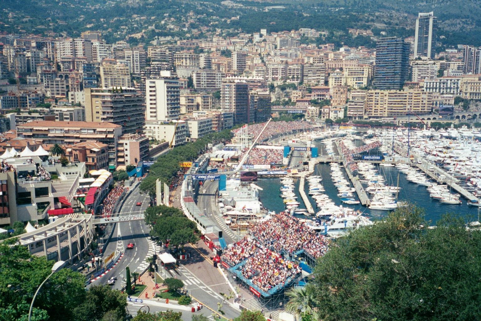 date of the monaco grand prix 2015