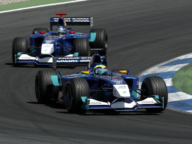 Felipe Massa, Piloto de Formula 1, em  2005 - bandeiraverde.com.br