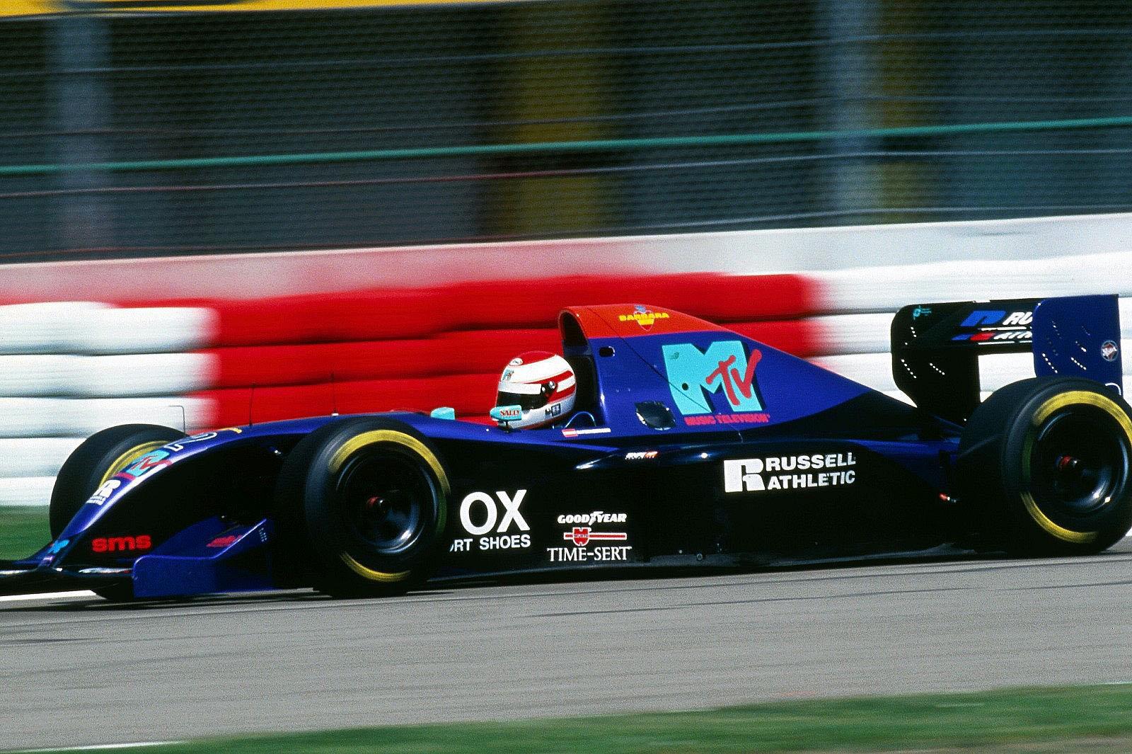 Simtek F1, equipe histórica de Formula 1 de 1994 - by bandeiraverde.com.br