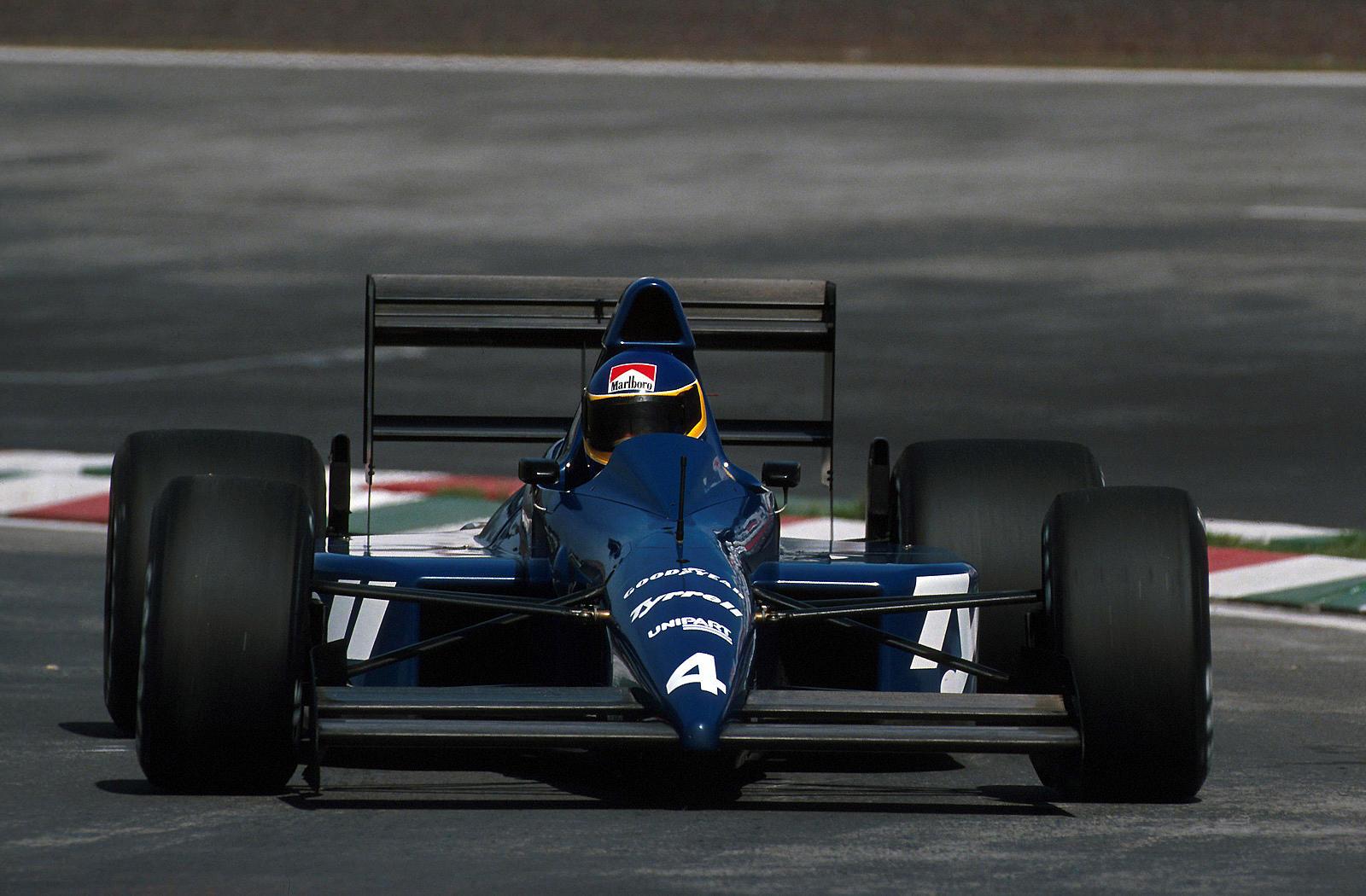 Tyrrell, equipe histórica de Formula 1 de 1989 - by bandeiraverde.com.br