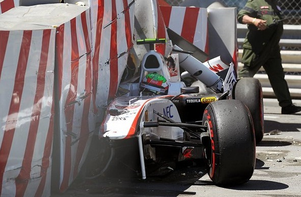 Sergio Perez, Piloto de Formula 1 em 2011 - bandeiraverde.com.br
