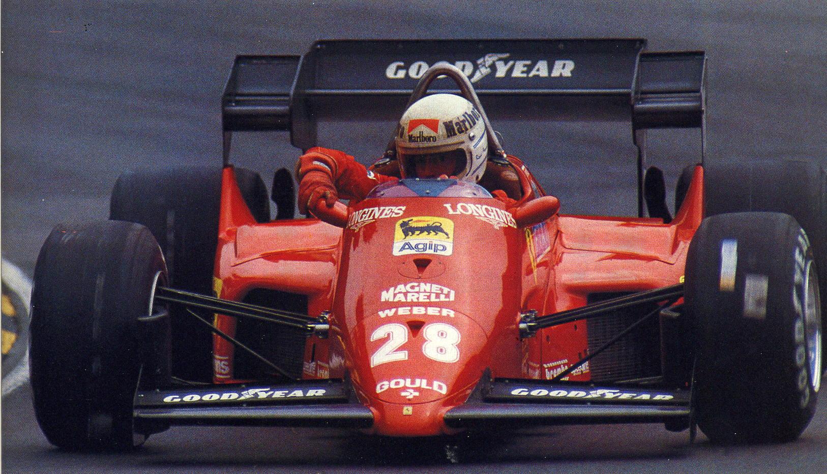 Liga Delux Club - 4Fun F1 1984 (rFactor) Renearnoux