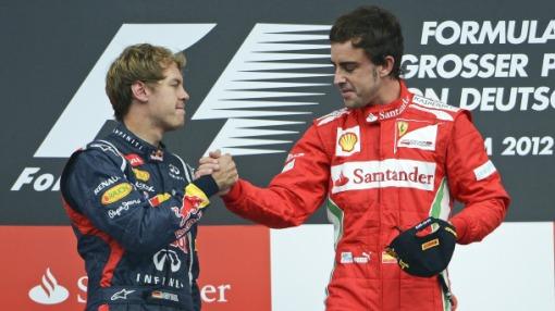 O novo Senna e o novo Prost