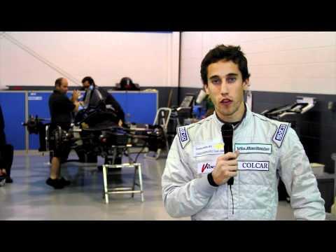 Esteban Guerrieri, o argentino que se matou para tentar conseguir o carro que Barrichello dispensou