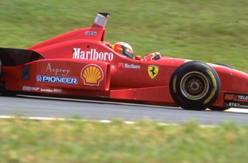 ... mas ele preferiu tentar algo novo, a Ferrari. O resultado é conhecido por todos