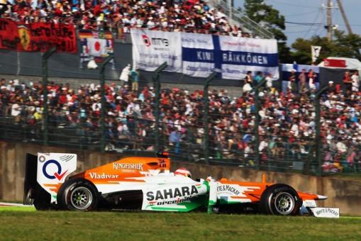 Uma equipe média como a Force India não tem condições de contratar pilotos apenas pelo talento enquanto gente como Kobayashi e Kovalainen sofre com o desemprego. O mundo está louco