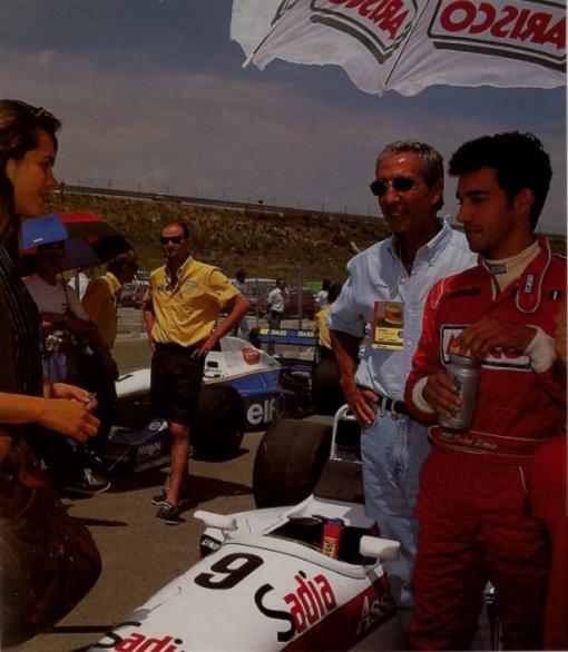 Pedro Paulo e Abílio Diniz, a família que injetou o combustível que a Forti-Corse mais precisava