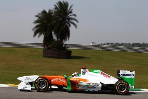 Após uma condenação e um ano parado, Adrian Sutil está de volta à Fórmula 1 com a mesma Force India de sempre