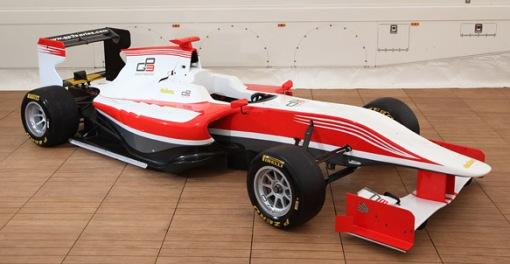 O novo carro da GP3, que poderá fazer dela a melhor categoria-escola da Europa