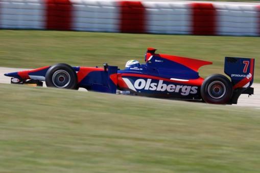 E a GP2 fica sem aquela que era talvez sua equipe garagista mais expressiva, a iSport
