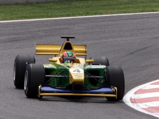 Petrobras Junior: a equipe brasileira também era comandada por Paul Jackson