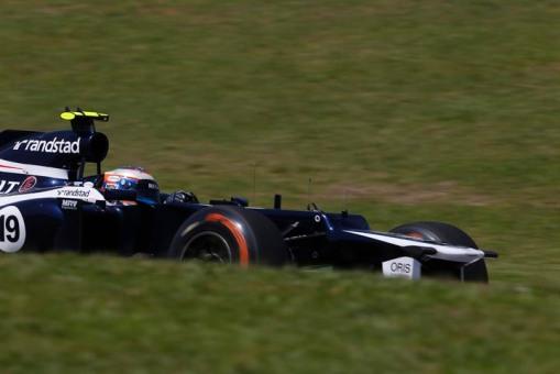 Valtteri Bottas, o primeiro grande teste da eficácia da GP3
