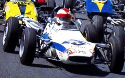 O AGS de Fórmula Renault utilizado em 1971