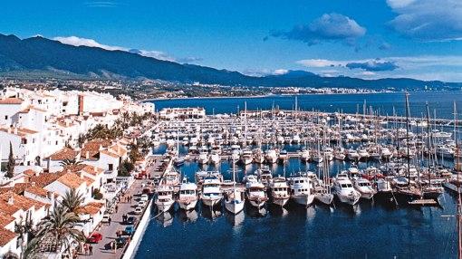 Marbella, a cidade espanhola onde o esquema da família Bonanno foi montado