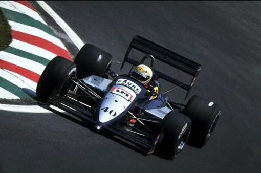 Tarquini em sua grande corrida na carreira, o GP do México