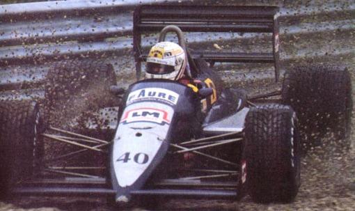 O acidente de Tarquini no Canadá, uma cortesia de René Arnoux