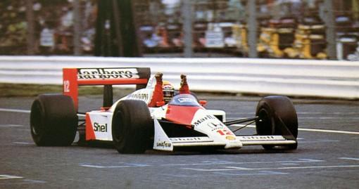 Ayrton Senna, o cara que era a pura emoção da Fórmula 1 em sua época