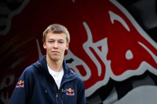 Daniil Kvyat, o novo garoto de ouro da Toro Rosso. Mas até quando?