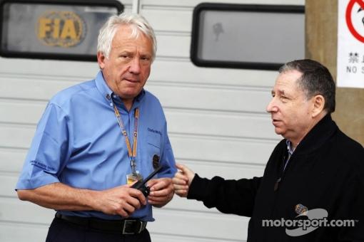 Os caras legais da FIA