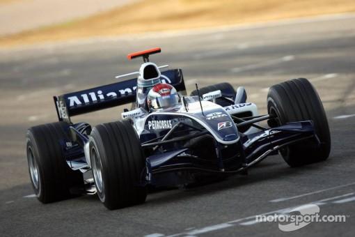 Formula 1 Testing, Valencia