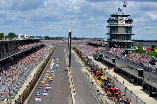 2013 NASCAR Indy Brickyard PRIORITY