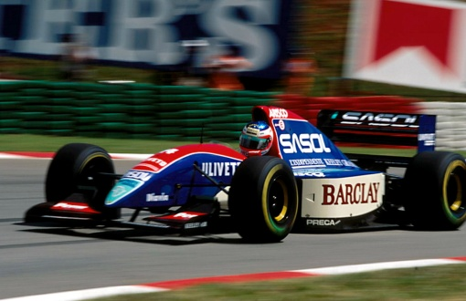 Rubens Barrichello, South African Grand Prix 1993