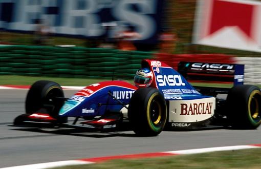 Rubens Barrichello, South African Grand Prix 1993
