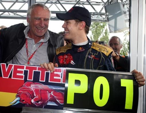 Toro Rosso e Red Bull não admitem um piloto que seja pior do que esse cidadão aqui