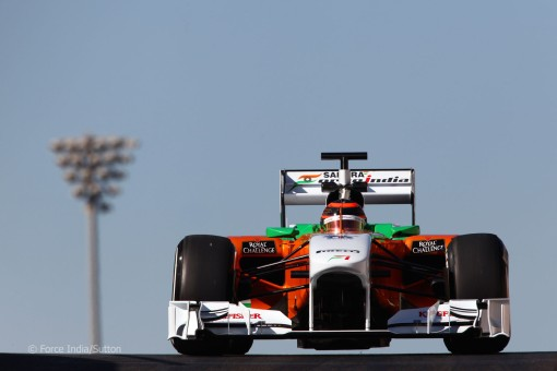 Max Chilton na Force India. Sim, isso pode virar realidade em 2014