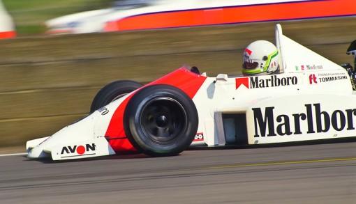 Stefano Modena, tão esquisitão quanto bom piloto