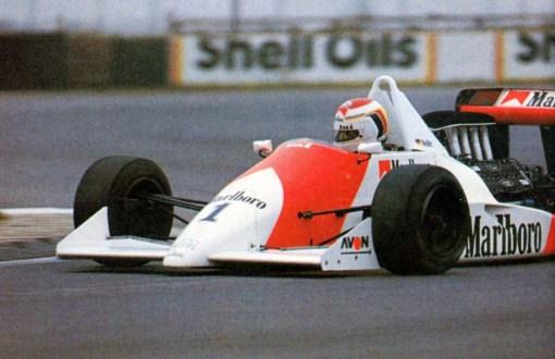 Weidler em Silverstone