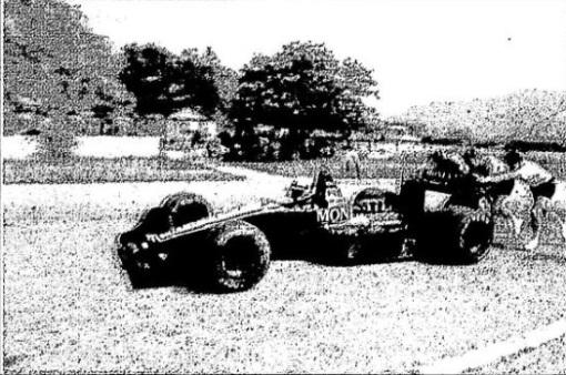 A estreia de Bertrand Gachot na Fórmula 1 ocorreu... no kartódromo Maqui-Mundi!
