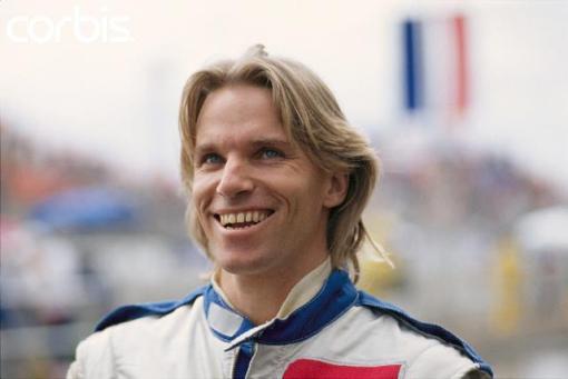 Stefan Johansson e sua cara de roqueiro decadente: o sueco foi o primeiro piloto a ser confirmado pela Onyx