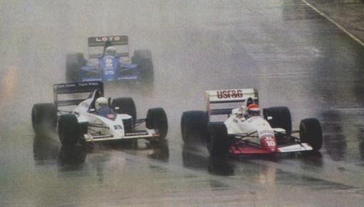 Brabham e Arrows: duas ameaças à paquera entre Onyx e Porsche