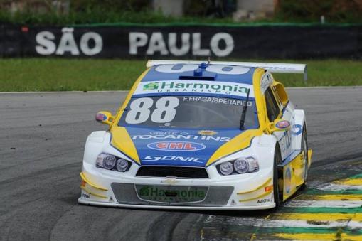 Felipe Fraga, o vencedor da primeira etapa da Stock Car Brasil nesse ano. E mais um ex-refugiado do automobilismo europeu