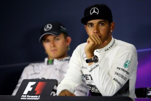 Hamilton deslumbrado e Rosberg funcionário do mês
