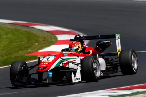 Stroll na Fórmula 3 em 2016